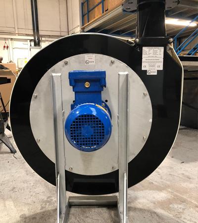 CM Veco Fan Ranges - Plastic Corrosion Resistant Fans